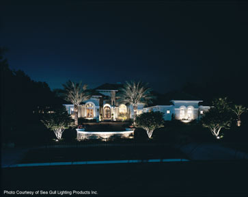 orlando landscape lighting and landscape repairs and installation by