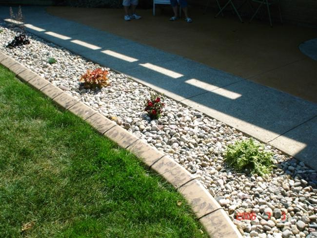 colors for curbing orlando lake mary eurostyle and eurobrick kwik kerb concrete curbing